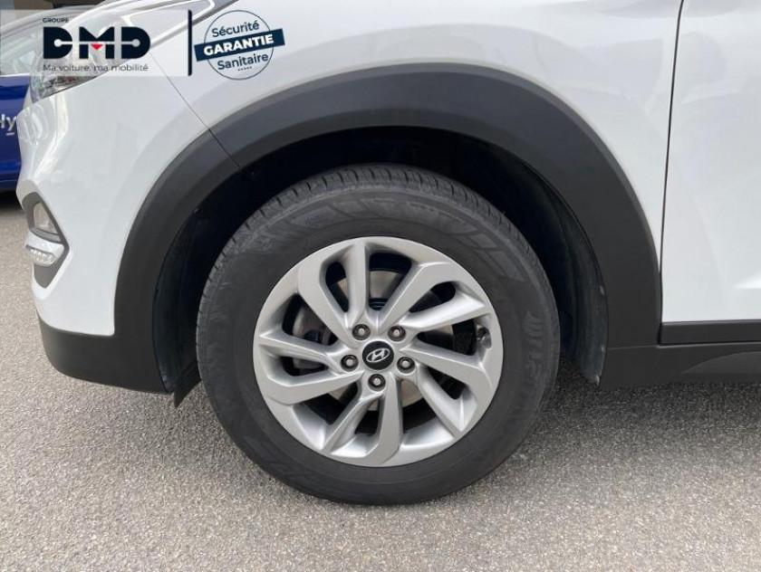 Hyundai Tucson 1.7 Crdi 141ch Business 2017 2wd Dct-7 - Visuel #13