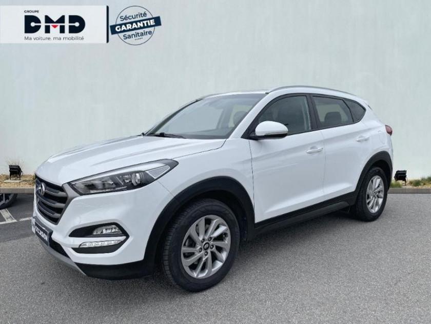 Hyundai Tucson 1.7 Crdi 141ch Business 2017 2wd Dct-7 - Visuel #1