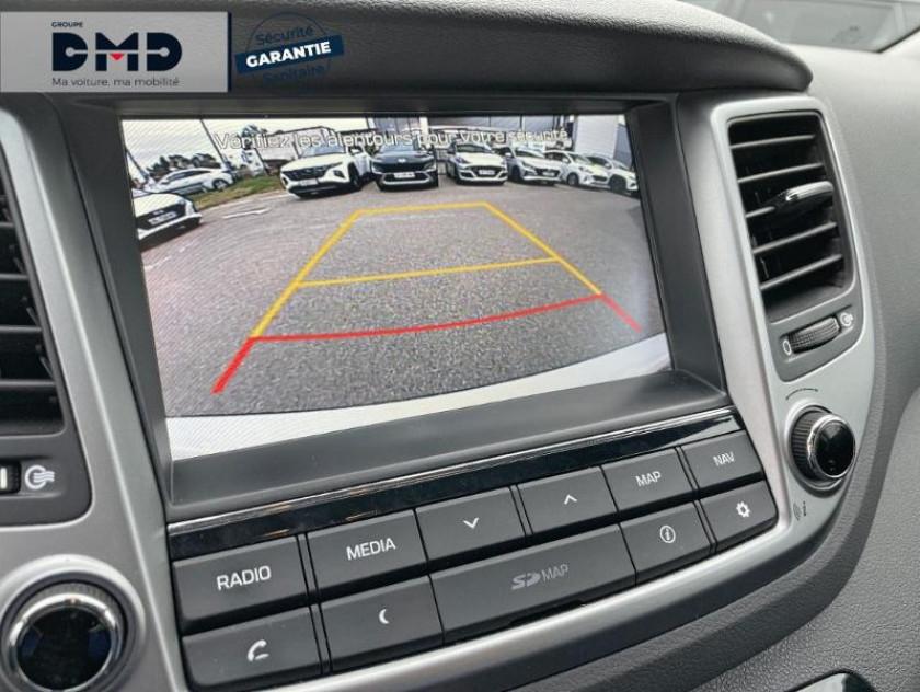 Hyundai Tucson 1.7 Crdi 141ch Business 2017 2wd Dct-7 - Visuel #14