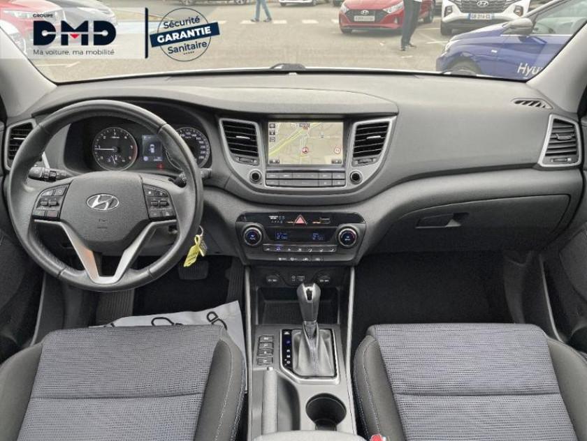 Hyundai Tucson 1.7 Crdi 141ch Business 2017 2wd Dct-7 - Visuel #5