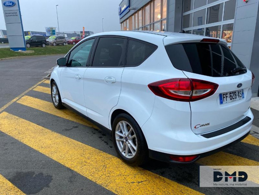 Ford C-max 1.0 Ecoboost 100ch Stop&start Trend - Visuel #3