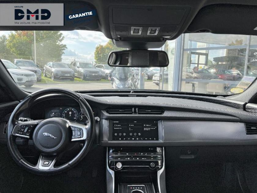 Jaguar Xf 3.0 V6 D 300ch R-sport Bva - Visuel #5