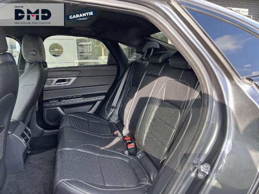 Jaguar Xf 3.0 V6 D 300ch R-sport Bva - Visuel #10