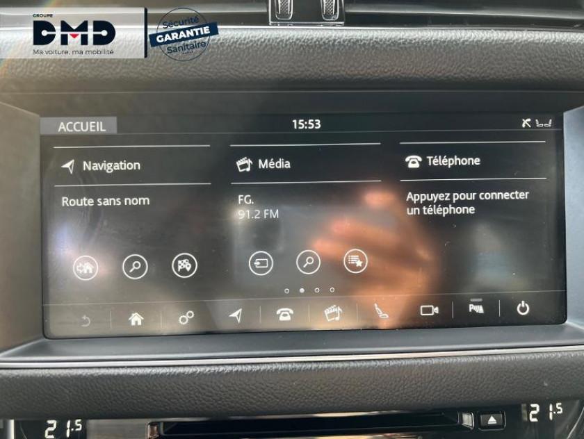 Jaguar Xf 3.0 V6 D 300ch R-sport Bva - Visuel #6