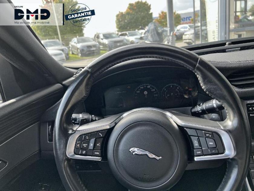Jaguar Xf 3.0 V6 D 300ch R-sport Bva - Visuel #7