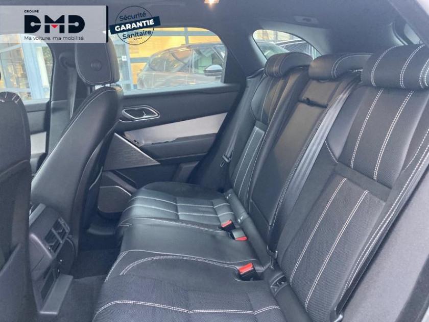 Land Rover Range Rover Velar 2.0p 250ch R-dynamic Se Awd Bva - Visuel #10