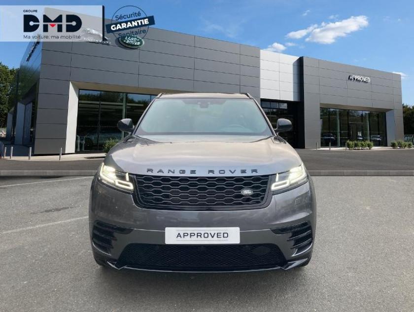 Land Rover Range Rover Velar 2.0p 250ch R-dynamic Se Awd Bva - Visuel #4