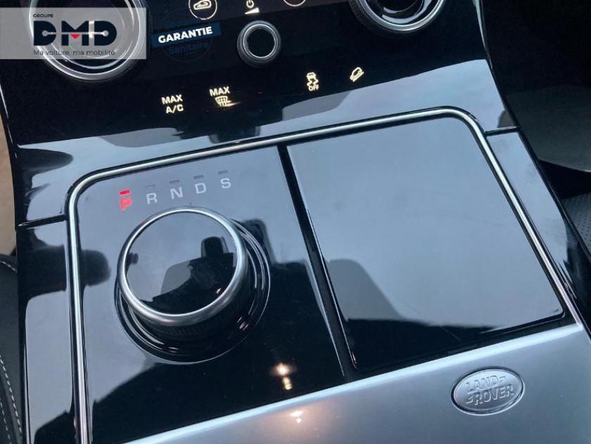 Land Rover Range Rover Velar 2.0p 250ch R-dynamic Se Awd Bva - Visuel #8