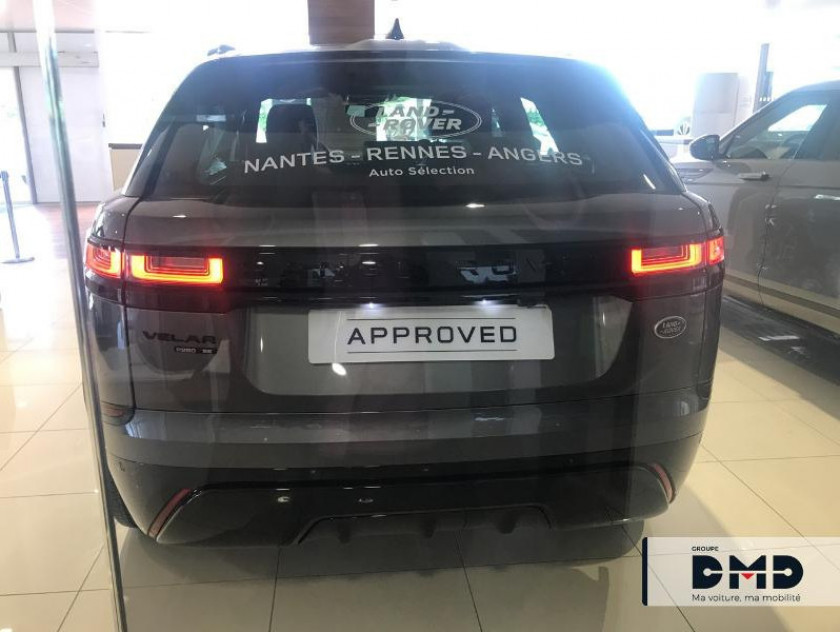 Land-rover Range Rover Velar 2.0p 250ch R-dynamic Se Awd Bva - Visuel #11