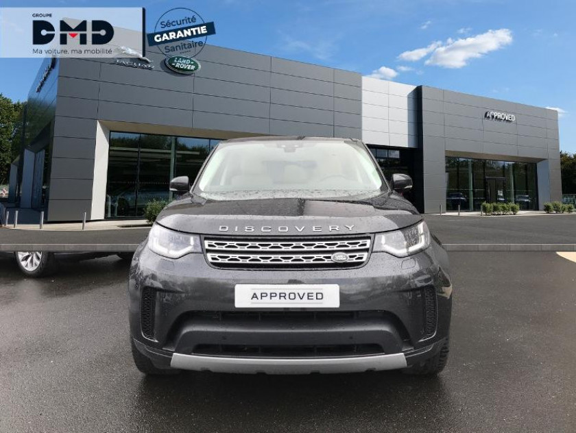 Land Rover Discovery 3.0 Td6 258ch Hse - Visuel #4