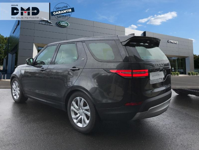 Land Rover Discovery 3.0 Td6 258ch Hse - Visuel #3