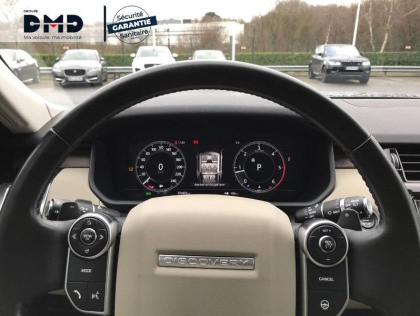 Land Rover Discovery 3.0 Td6 258ch Hse - Visuel #7