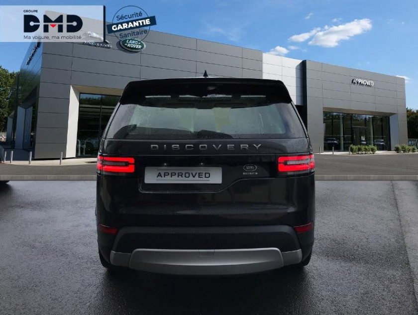 Land Rover Discovery 3.0 Td6 258ch Hse - Visuel #11