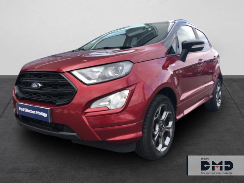 Ford Ecosport 1.0 Ecoboost 125ch St-line Euro6.2 - Visuel #1