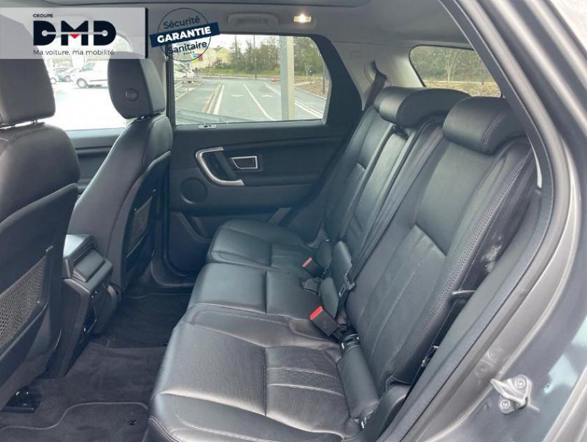 Land Rover Discovery Sport 2.0 Td4 180ch Awd Hse Bva Mark Ii - Visuel #10
