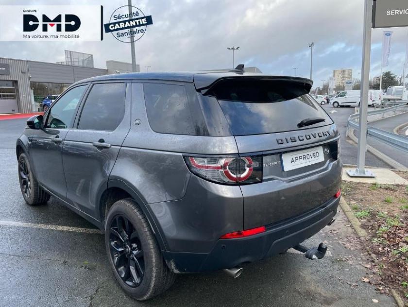Land Rover Discovery Sport 2.0 Td4 180ch Awd Hse Bva Mark Ii - Visuel #3