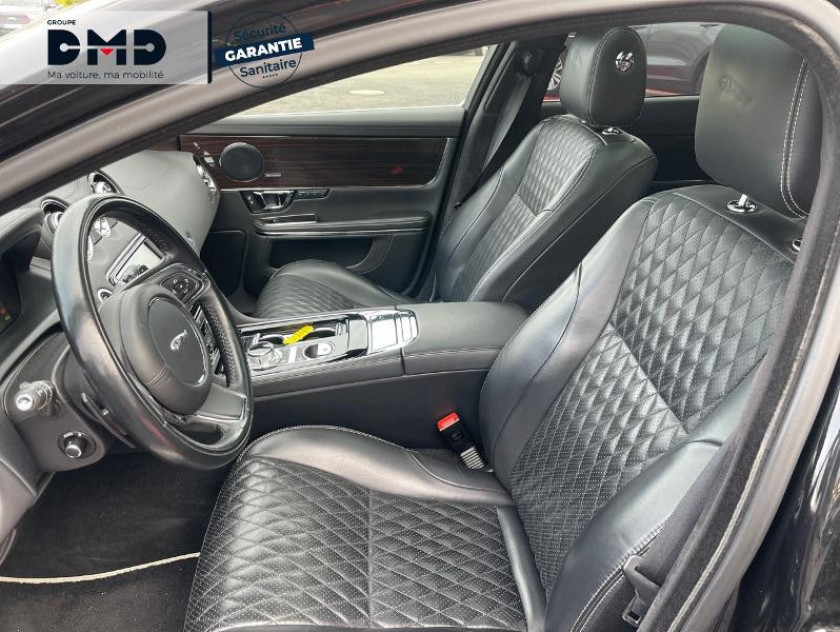 Jaguar Xj 3.0d V6 300ch Portfolio - Visuel #9