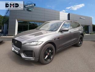 Jaguar F-pace 2.0d 180ch Black Limited R-sport Awd Bva8