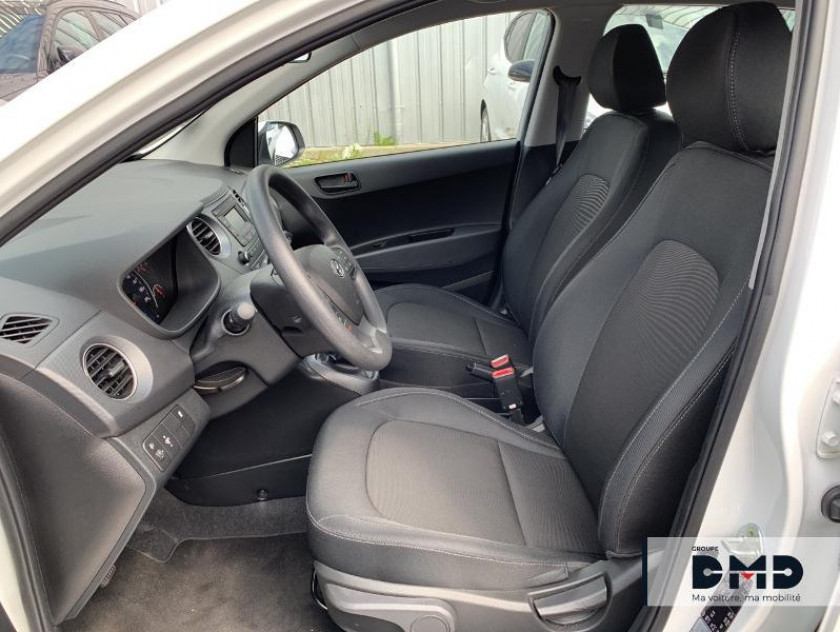 Hyundai I10 1.0 66ch Intuitive Euro6d-temp - Visuel #9