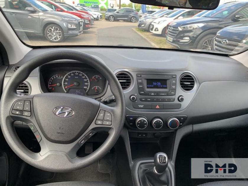 Hyundai I10 1.0 66ch Intuitive Euro6d-temp - Visuel #5