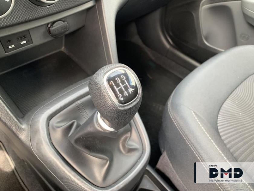 Hyundai I10 1.0 66ch Intuitive Euro6d-temp - Visuel #8