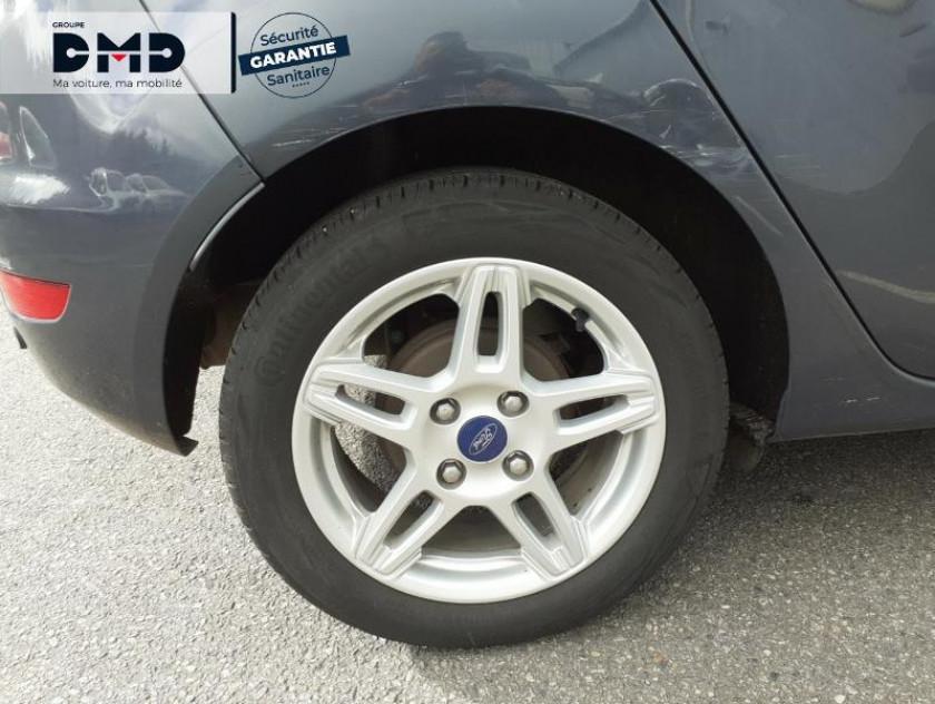 Ford Fiesta 1.6 Tdci 95ch Fap Titanium 5p - Visuel #13