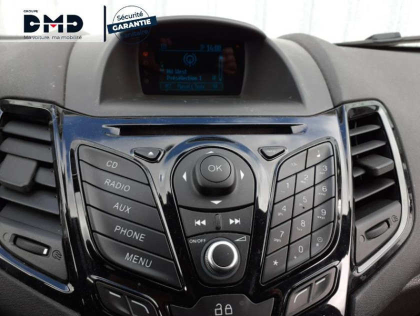 Ford Fiesta 1.6 Tdci 95ch Fap Titanium 5p - Visuel #6