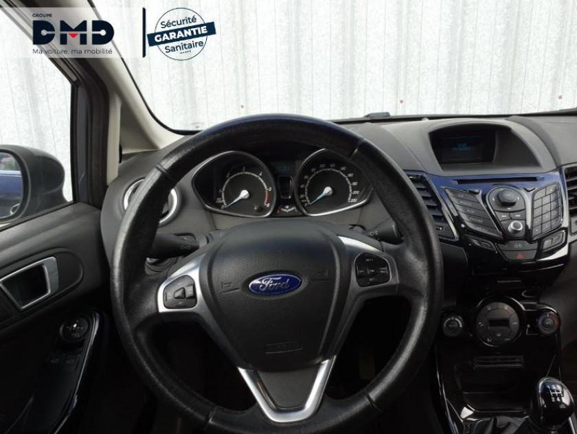 Ford Fiesta 1.6 Tdci 95ch Fap Titanium 5p - Visuel #7
