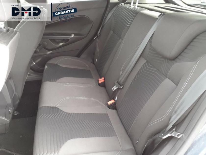 Ford Fiesta 1.6 Tdci 95ch Fap Titanium 5p - Visuel #10