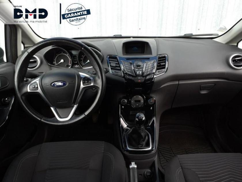 Ford Fiesta 1.6 Tdci 95ch Fap Titanium 5p - Visuel #5