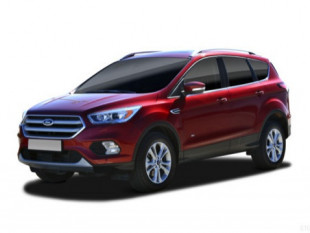 Ford Kuga 1.5 Flexifuel-e85 150 S&s 4x2 Bvm6 St-line Black & Silver 5p