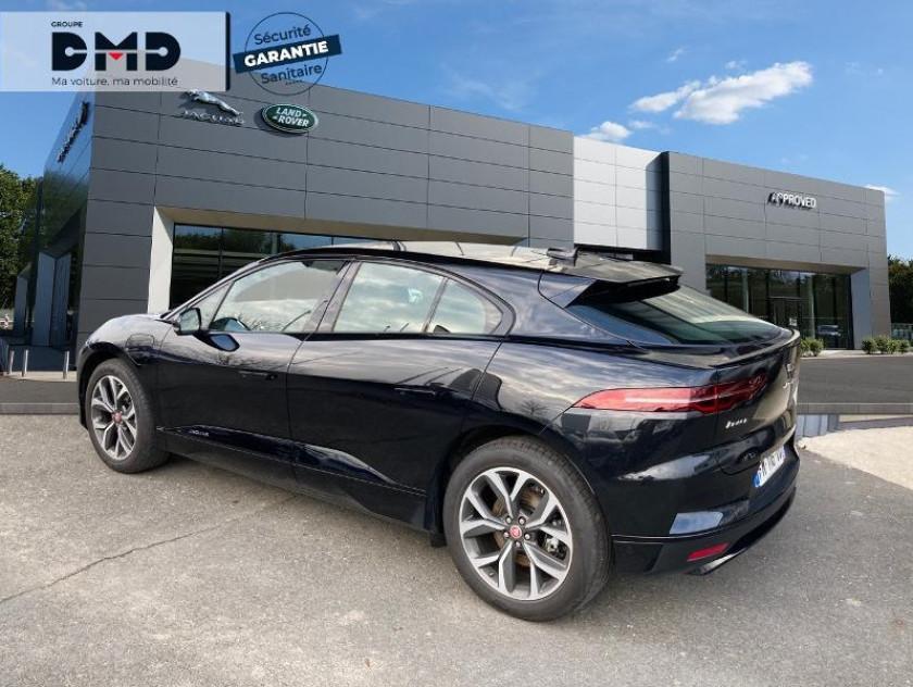 Jaguar I-pace Ev400 Hse Awd - Visuel #3