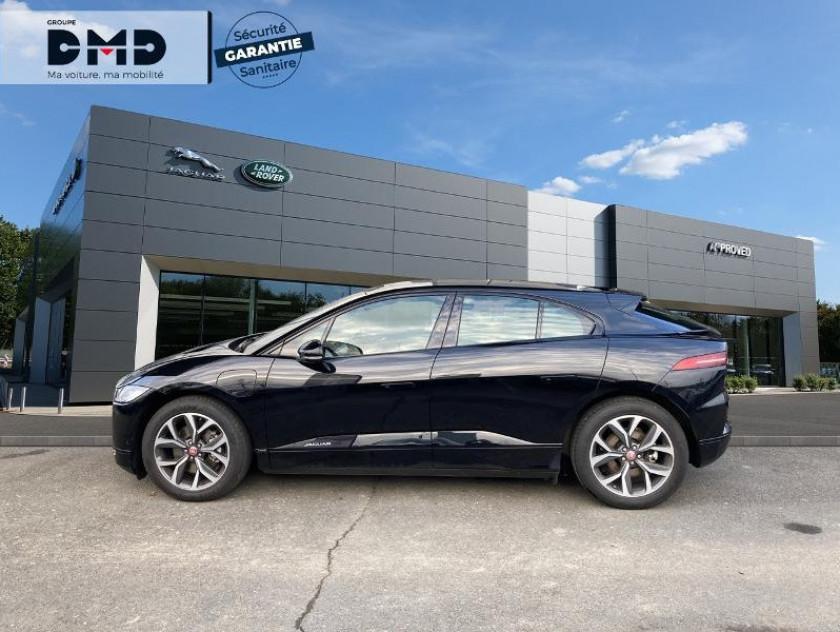 Jaguar I-pace Ev400 Hse Awd - Visuel #2