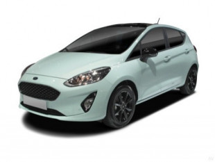 Ford Fiesta 1.0 Ecoboost 100 Ch S&s Bvm6 St-line 5p