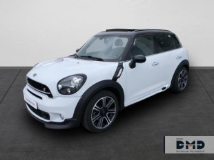 Mini Countryman Cooper Sd 143ch John Cooper Works