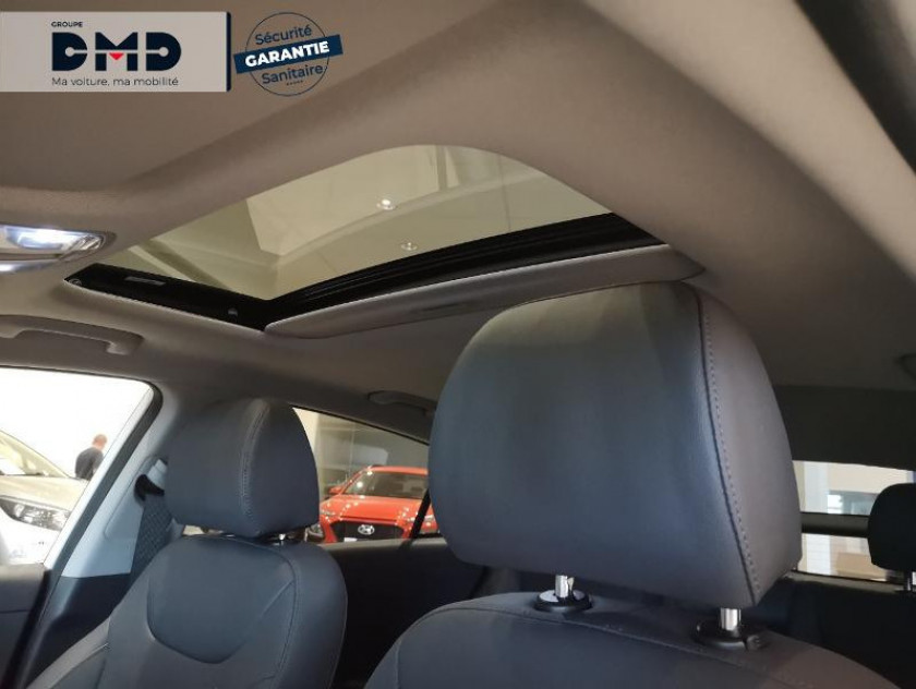 Hyundai Ioniq Hybrid 141ch Executive - Visuel #14