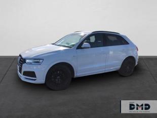 Audi Q3 2.0 Tfsi 180ch S Line Quattro S Tronic 7
