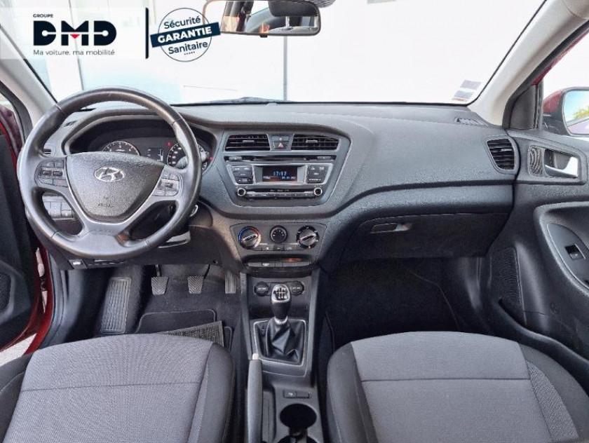 Hyundai I20 Coupe 1.4 Crdi 90 Intuitive Plus - Visuel #5