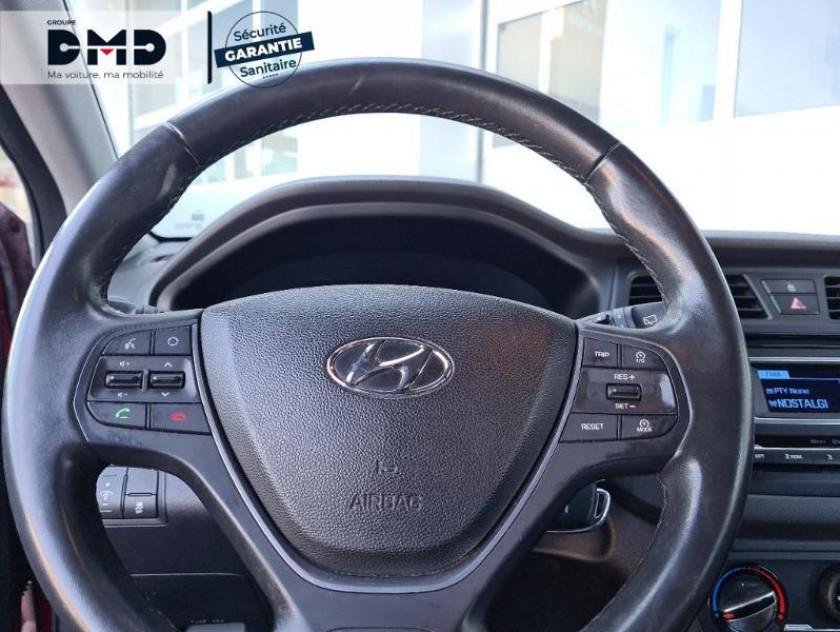 Hyundai I20 Coupe 1.4 Crdi 90 Intuitive Plus - Visuel #7