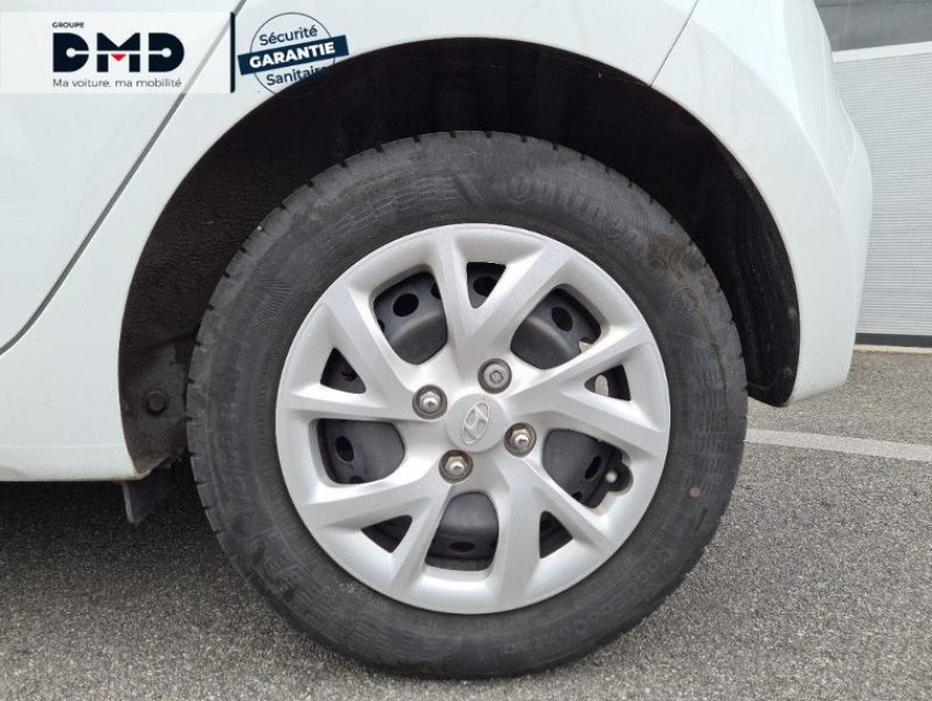 Hyundai I10 1.0 66ch Initia Stop&start Euro6d-temp - Visuel #13