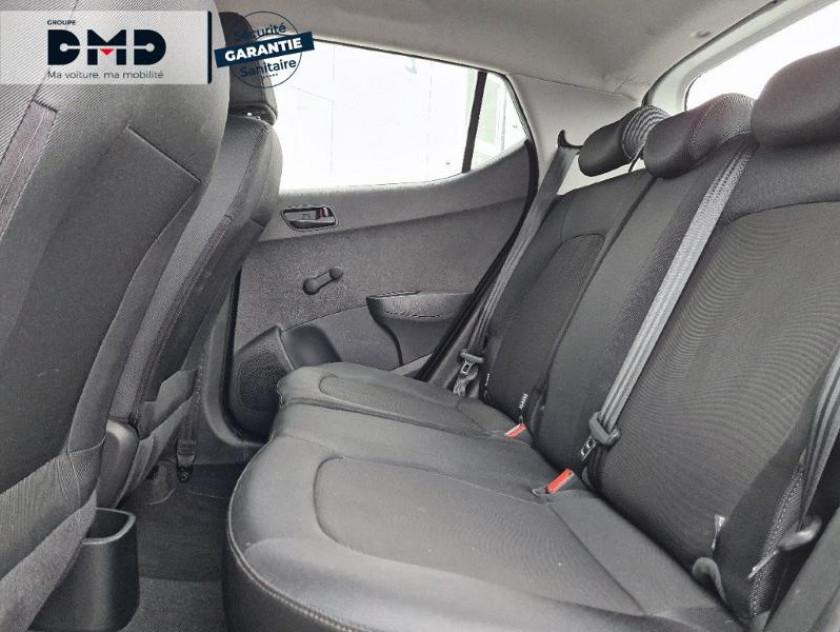 Hyundai I10 1.0 66ch Initia Stop&start Euro6d-temp - Visuel #10