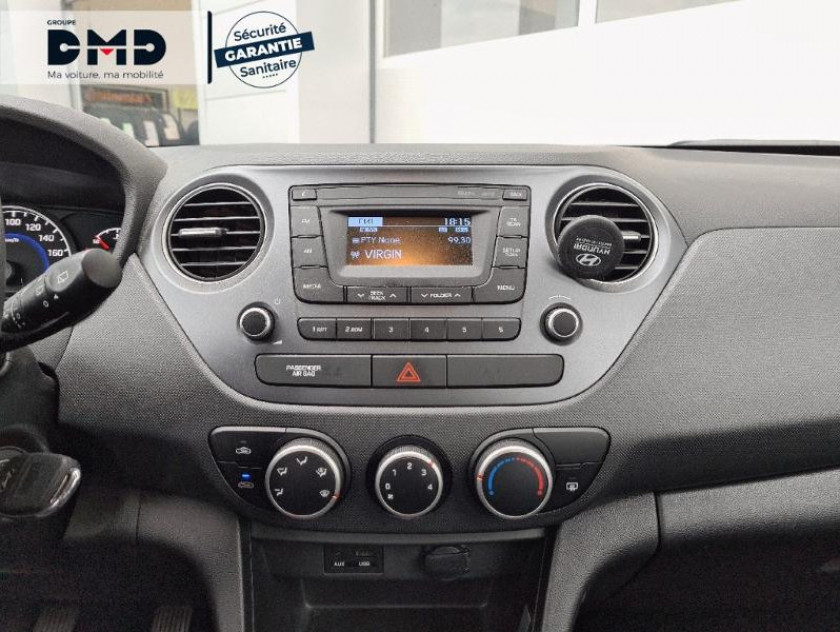 Hyundai I10 1.0 66ch Initia Stop&start Euro6d-temp - Visuel #6