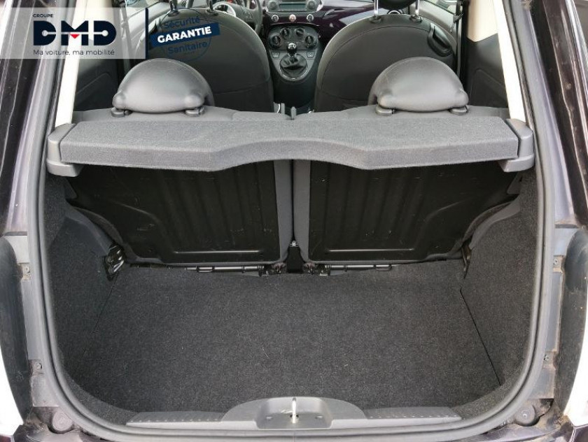 Fiat 500 1.2 8v 69ch Lounge - Visuel #12