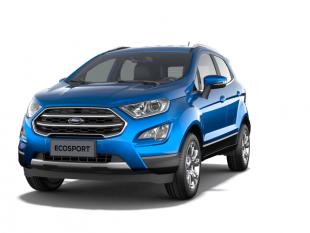 Ford Ecosport 1.5 Ecoblue 125ch S&s Bvm6 Titanium 5p