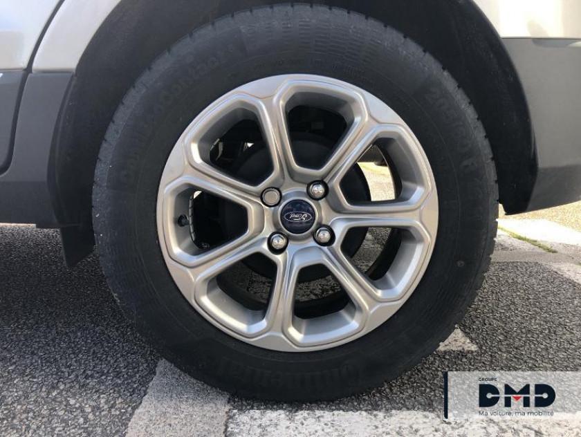 Ford Ecosport 1.0 Ecoboost 125ch Titanium Business - Visuel #13