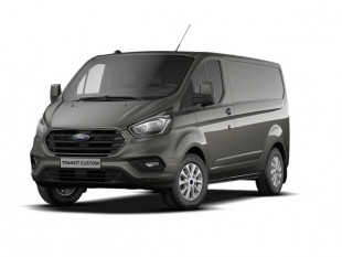 Ford Transit Custom Cabine Approfondie Ca 300 L1h1 2.0 Ecoblue 130 Limited 4p