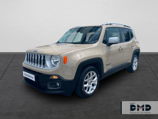 Jeep Renegade 1.6 Multijet S&s 120ch Limited Advanced Technologies