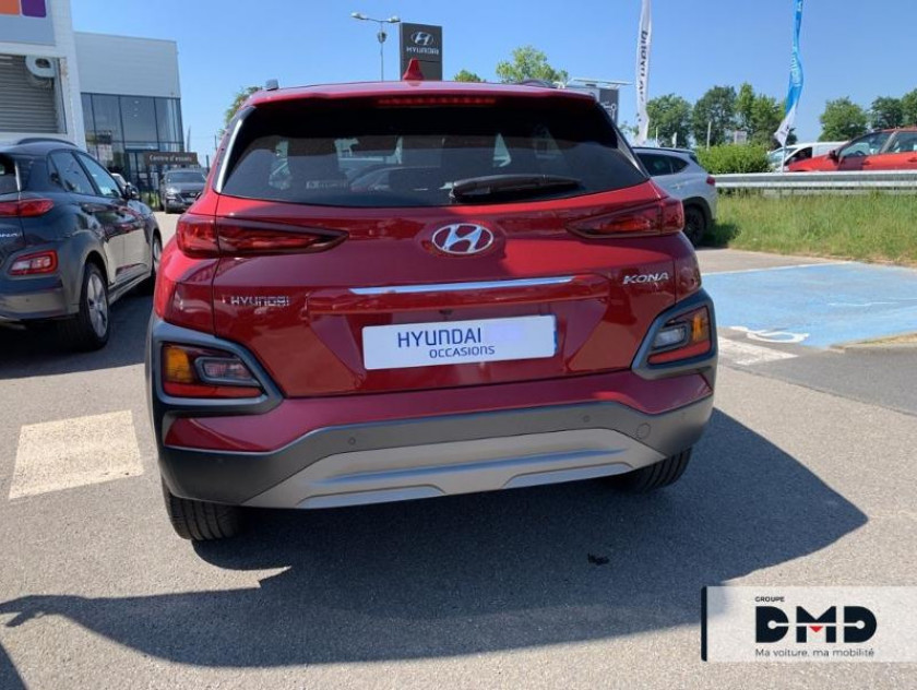 Hyundai Kona 1.0 T-gdi 120ch Fap Creative - Visuel #11