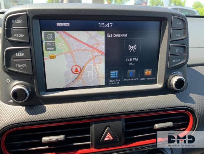 Hyundai Kona 1.0 T-gdi 120ch Fap Creative - Visuel #6