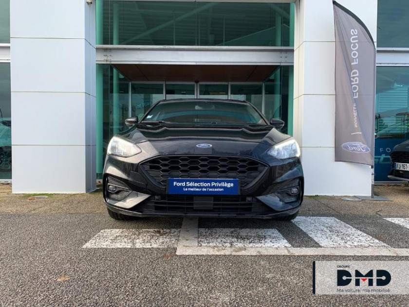Ford Focus 1.0 Ecoboost 125ch St-line Business Bva - Visuel #4